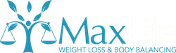 MaxLife Technology Based Weight Loss & Body Balancing Logo